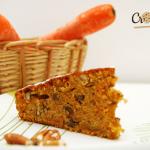 Carrot cake façon Crookies servi à la part