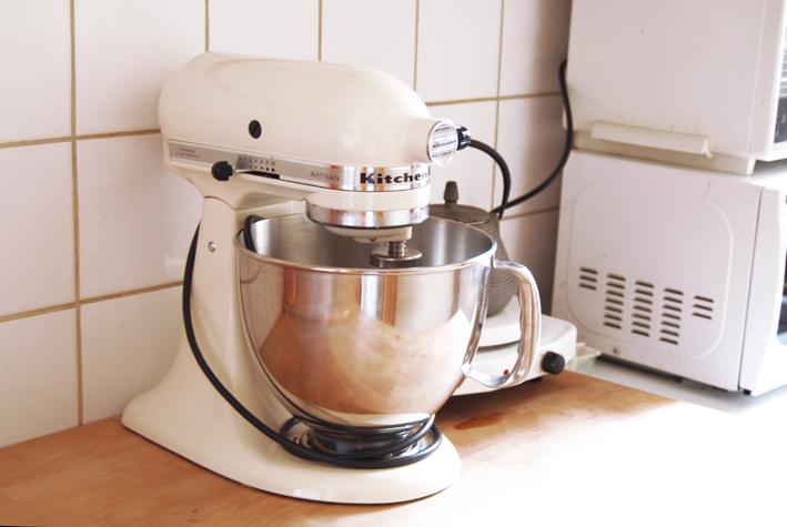 """Mon robot Kitchen aid """"artisan"""""""