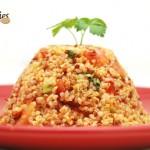 Taboulé au quinoa et boulgour façon Crookies