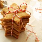 Les biscuits sablés de Noël aux épices douces de Crookies