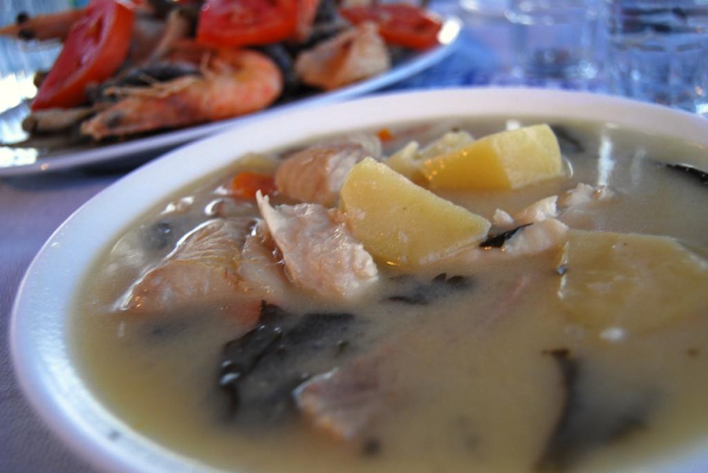 Soupe de poissons - © Crookies