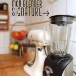 Mon blender Signature (But)