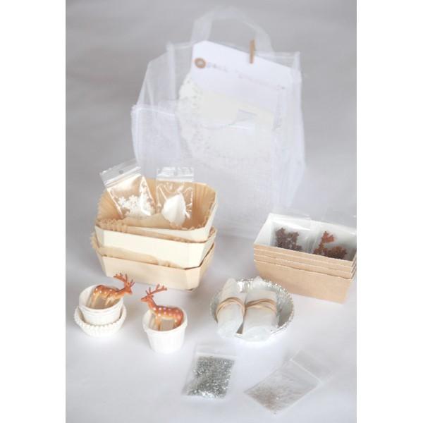 Le pack gourmand - Les petites emplettes