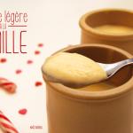 Crème à la vanille façon Crookies' mam !