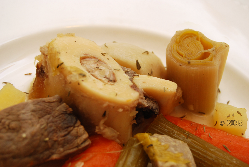 comment faire un pot au feu facile crookies