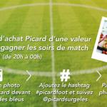 Concours Picard spécial coupe du monde 2014