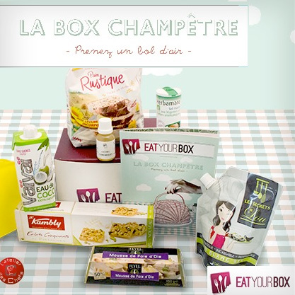 Eat Your Box - box culinaire