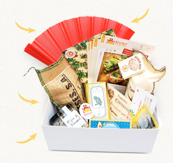 Kitchen Trotter - la box culinaire