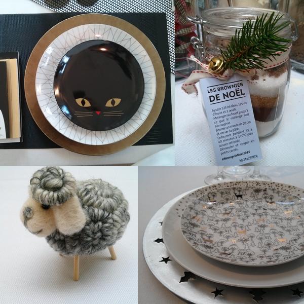 Collection Monoprix Noël 2015