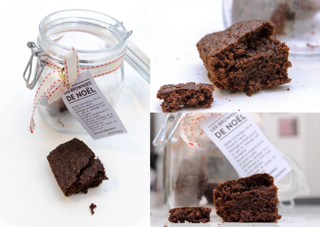 Recette du brownies des Demoizelles - Photo © Crookies