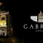 Façade du Bistrot Gabriel à Bordeaux