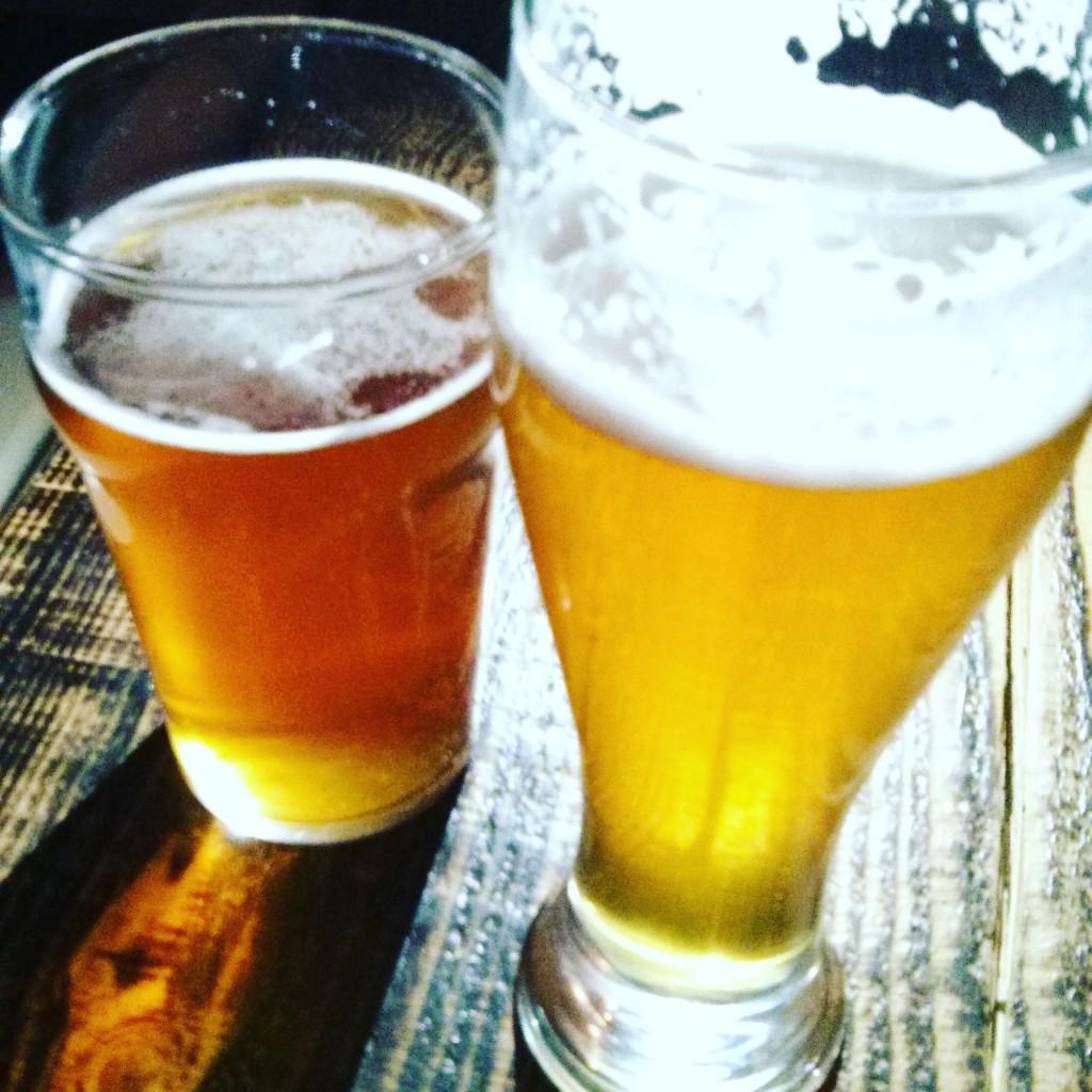 Micro-brasserie du Québec avec dégustation de bières artisanales faites sur place - Photo © Crookies