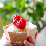 Cupcake à la framboise façon Weight Watchers (avec seulement 4 smart points) - Photo © Crookies
