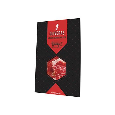 Le jambon Oliveras (Bellota, Salamanque) : 48 mois d'affinage - http://www.jambonsoliveras.fr