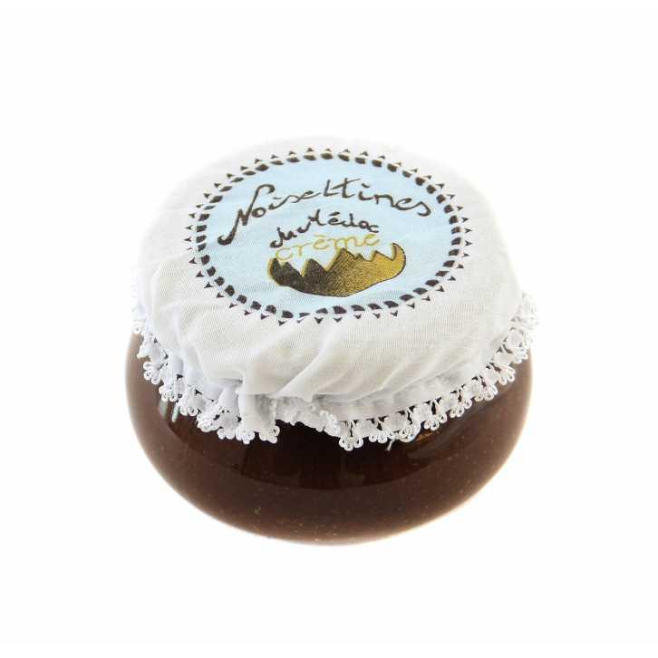 Crème de noisettines du Médoc