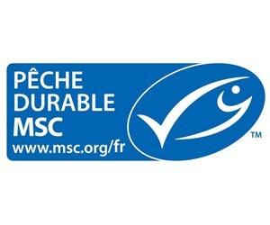 Label MSC à retrouver sur les produits respectant une pèche durable.