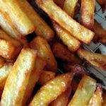 photo des frites maison