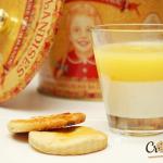 Panna cotta ananas-coco-citronnelle