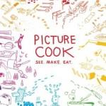 """Couverture du livre """"Picture cook"""" de Kathie Shelly"""