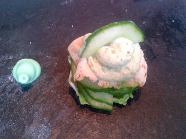 mon Falafel carotte / Coriandre
