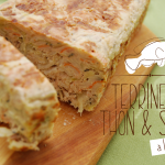 Terrine de thon & surimi à la courgette - © Crookies