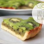 Tarte 100% kiwis - © Crookies