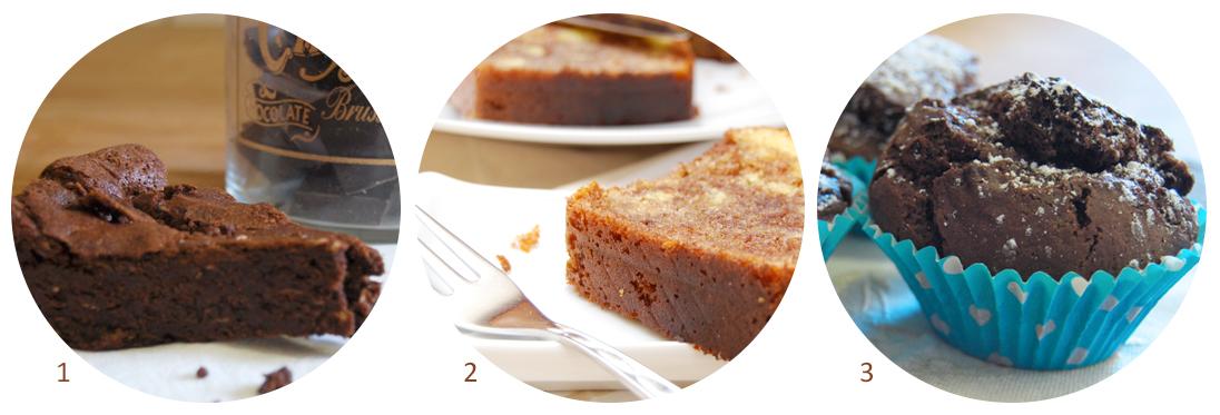 Trio de recettes de dessert au chocolat pour Pâques - © Crookies