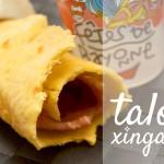 Talo xingar / Taloa ventrêche, spécialité basque - © Crookies