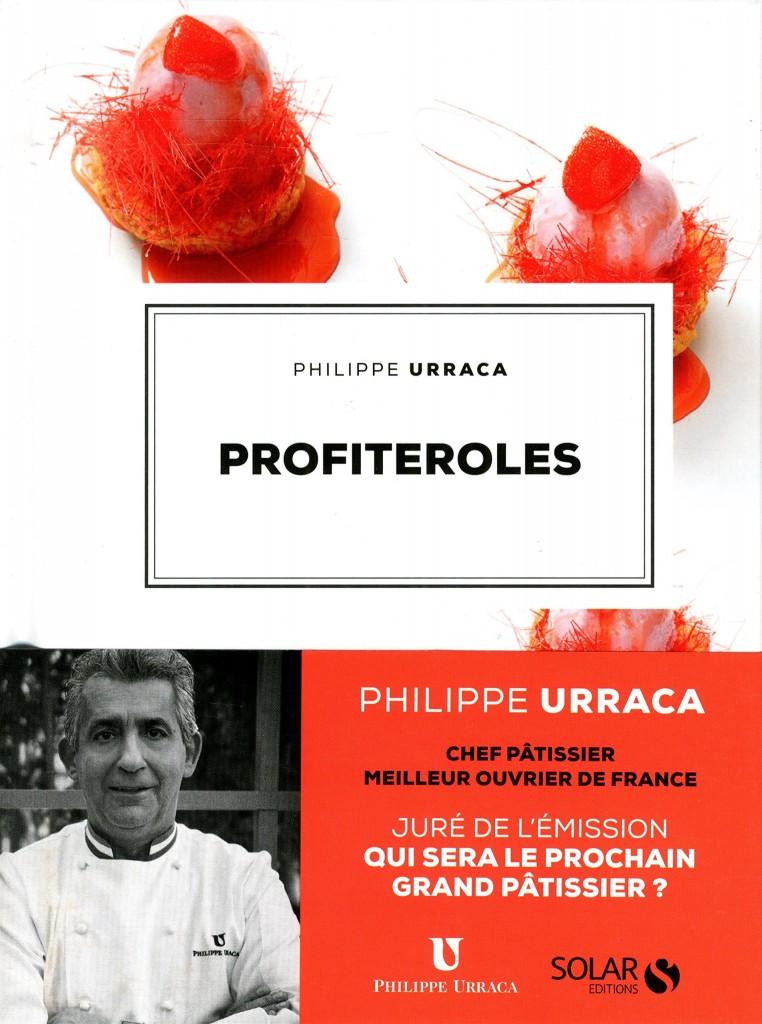 """Livre """"Profiteroles"""" de Philippe Urraca aux éditions Solar - 12,9 €"""