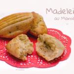 Madeleines au Maroilles - © Crookies