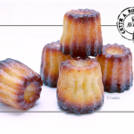 Cannelés bordelais au rhum et à la vanille - © Crookies