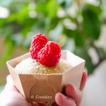 Cupcake à la framboise façon Weight Watchers (avec seulement 4 smart points) - Photo © Crookies