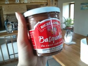 Basquella, la pâte à tartiner basque