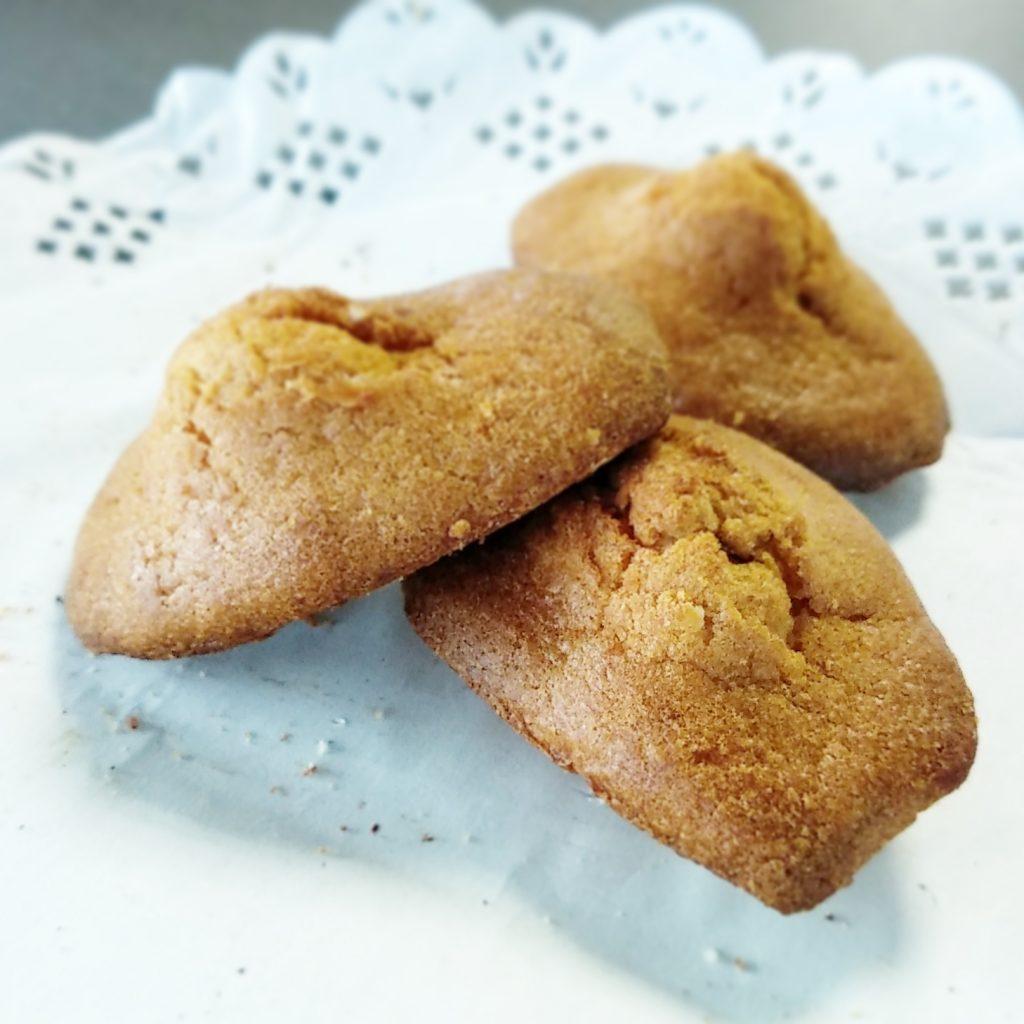 photo des madeleines