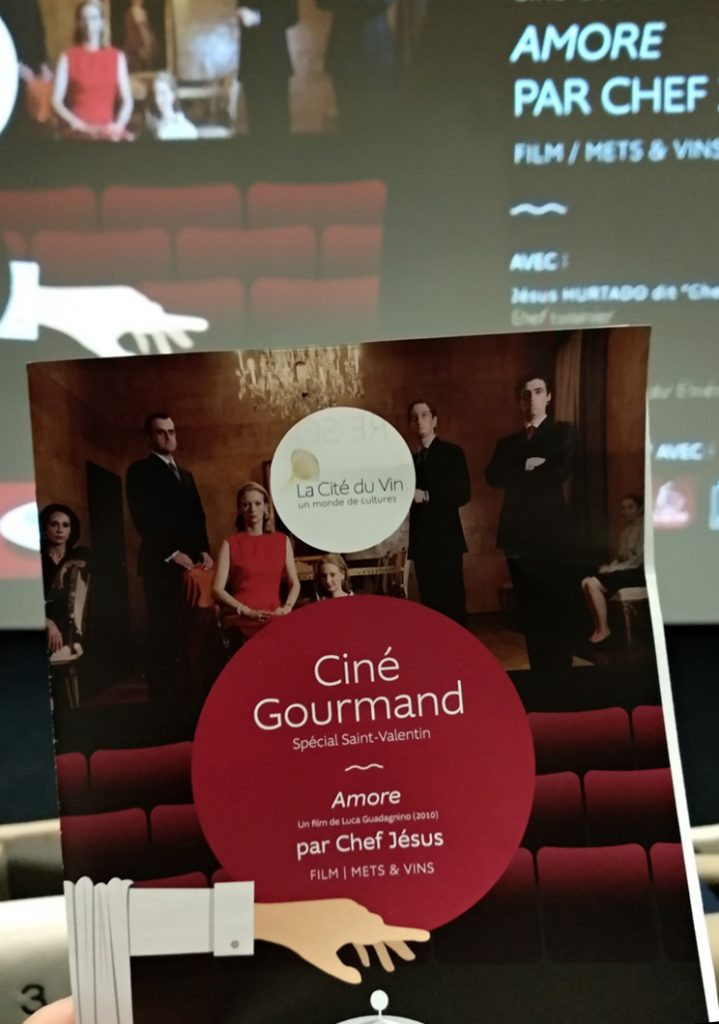 illustration Ciné Gourmand