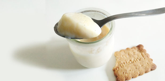 photo des pots de crème